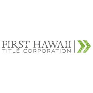 First Hawaii